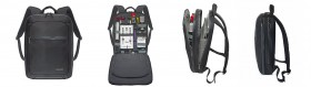 Cocoon launches SLIM featuring GRID-IT(R) - the most innovative tech backpack ever.  (PRNewsFoto/Cocoon Innovations)
